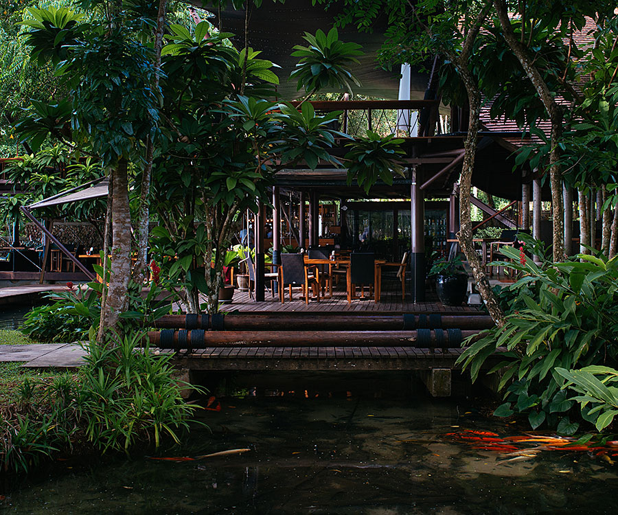 The Library | The Tubkaak Krabi Boutique Resort